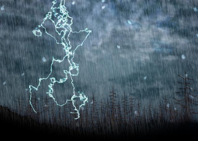心の嵐と向き合う